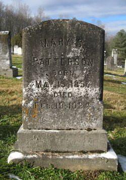 Mary Stuart Patterson