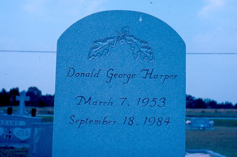 George Cecil Harper