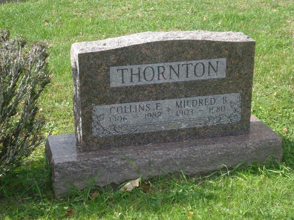 Nona B Thornton