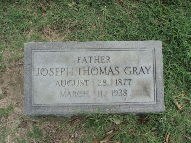 Thomas Wright Gray