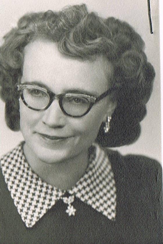 Maud Walter
