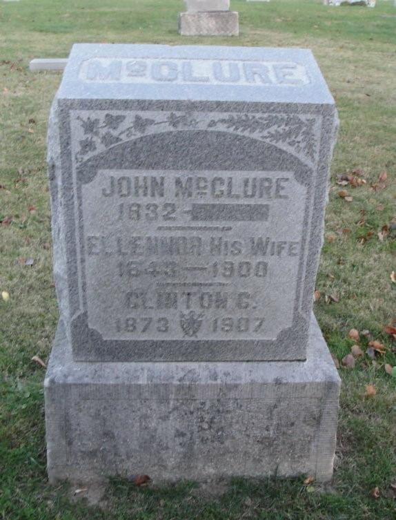 Charles M Mcclure