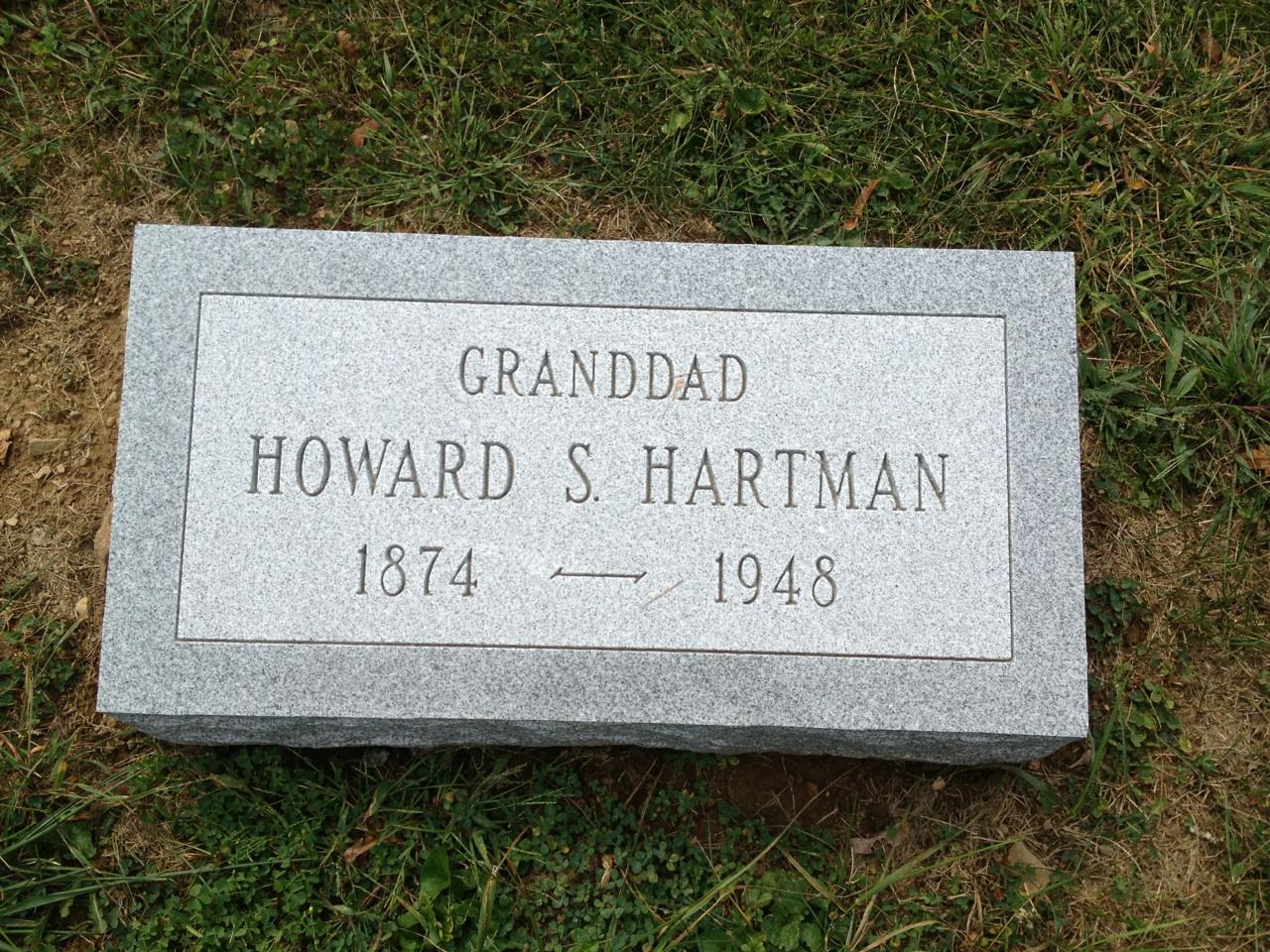 James Howard Hartman
