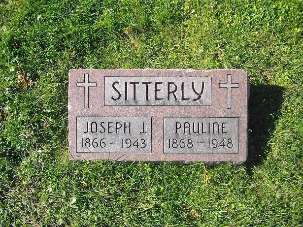 Joseph Sitterly