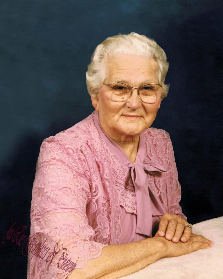 Rosetta Mae Robertson