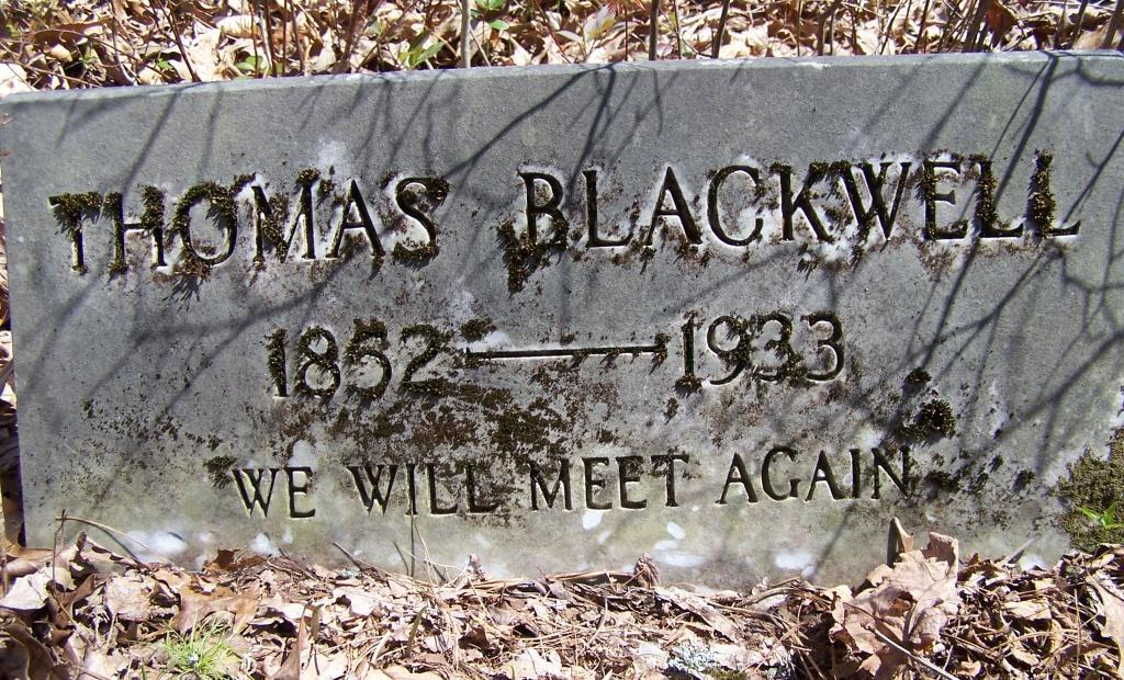 Dylan Thomas Blackwell