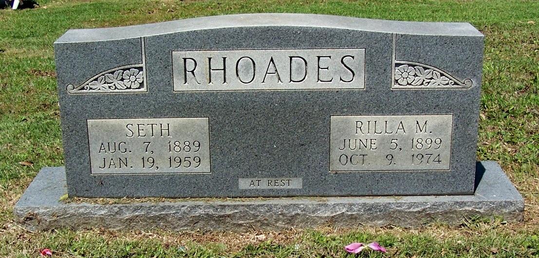 Seth Rhodes