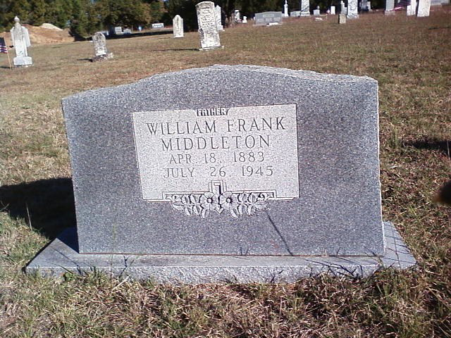 William Franklin Middleton