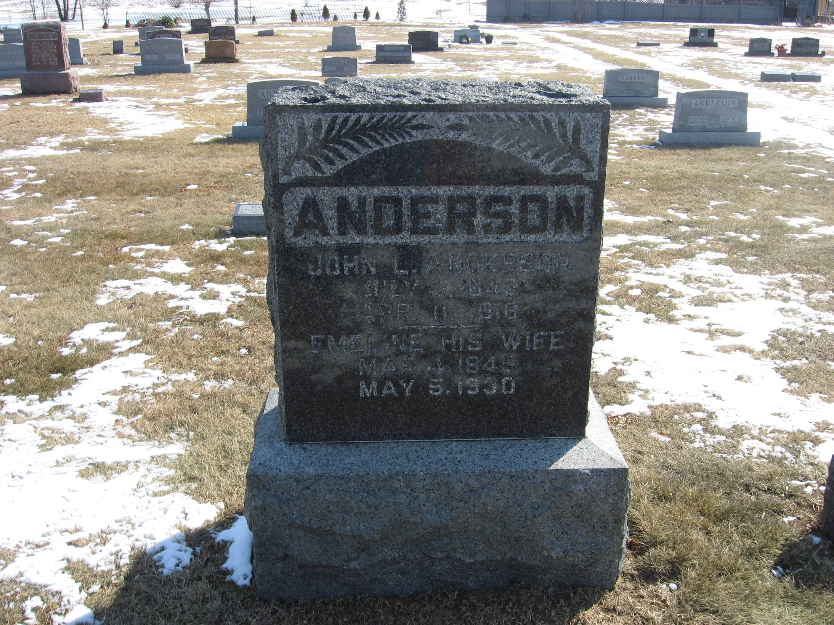 John Light Anderson