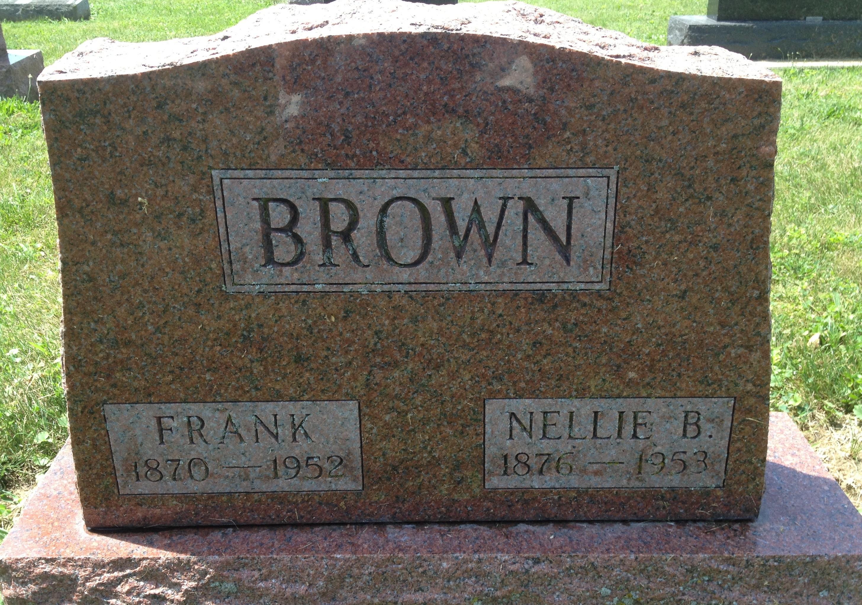 Bennie Frank Brown
