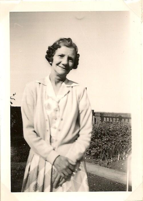 Ethel Cashman