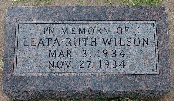 Leta Wilson