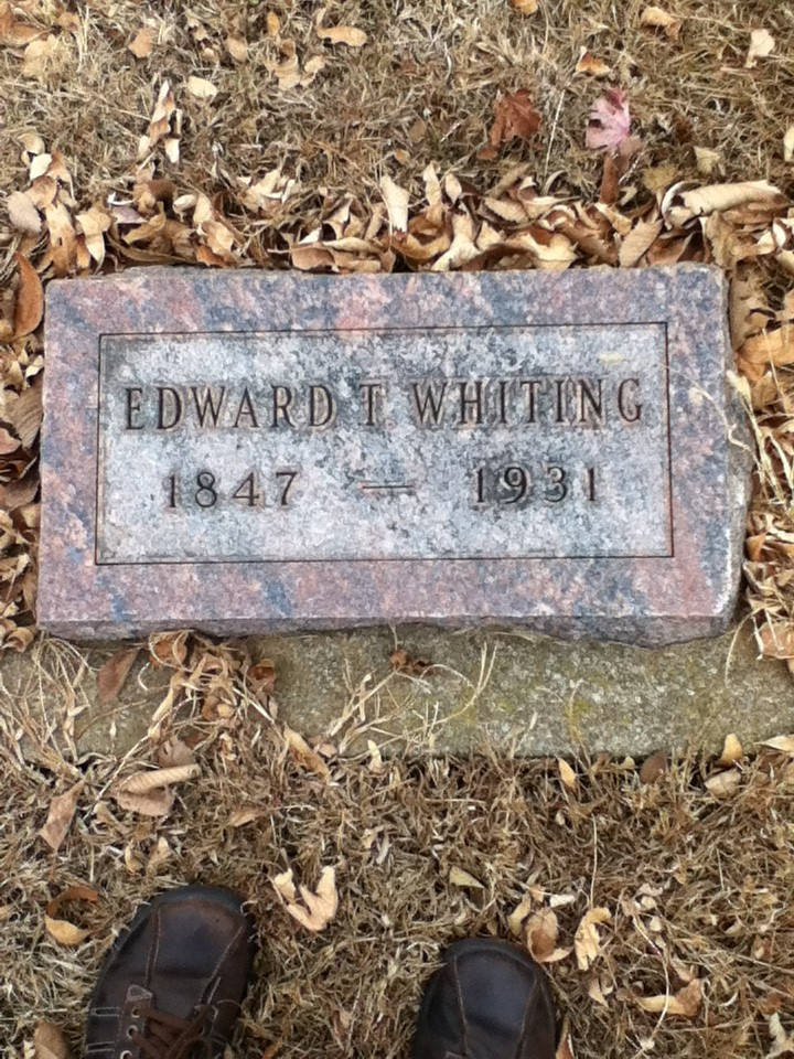 Edward M Whiting
