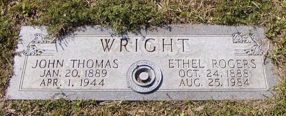 Thomas James Wright