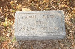 Albert Milton Jones