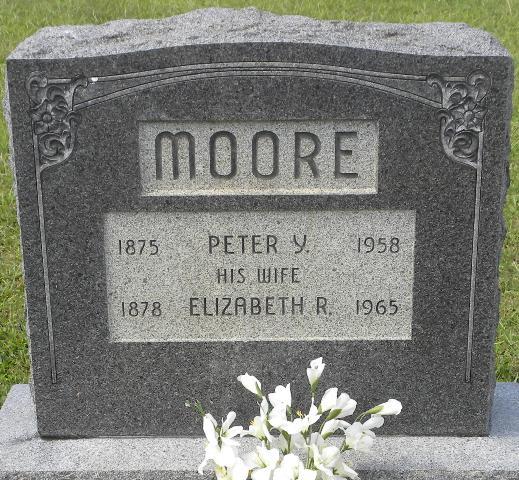 Peter John Moore