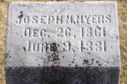 Joseph Matthew Myers