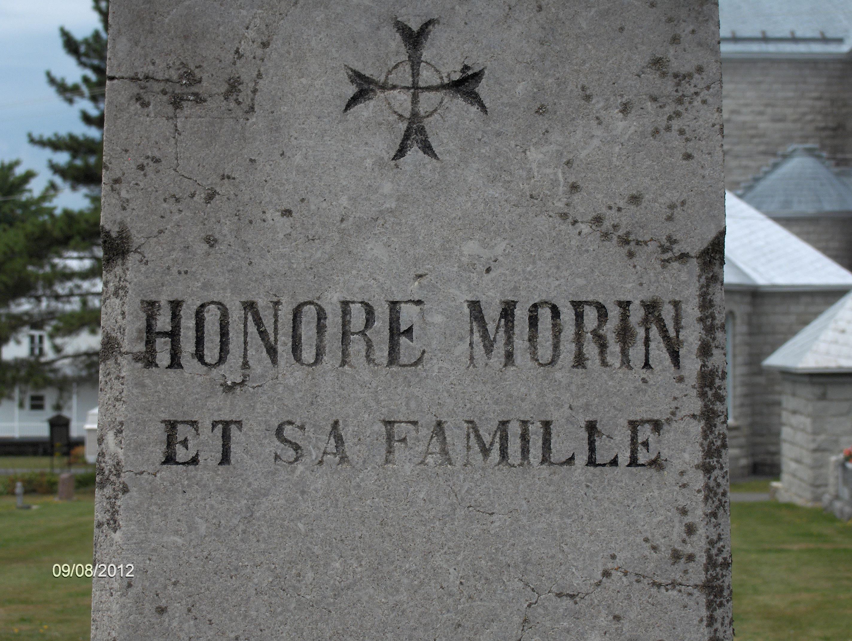 Honoré Alexis Morin