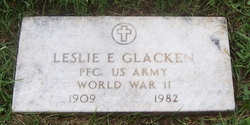 Ezekiel Leslie Glacken