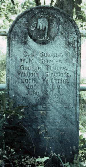 Andrew Jackson Van Winkle