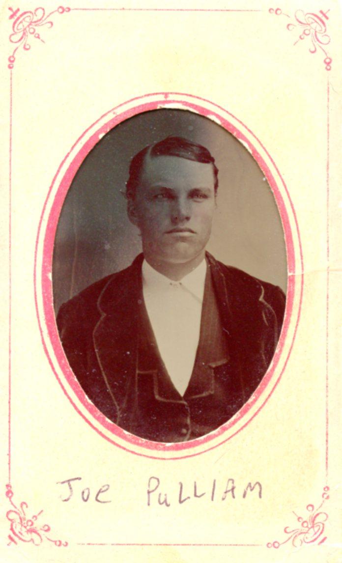 Joseph Frank Pulliam
