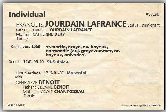 Georges Niof Lafrance
