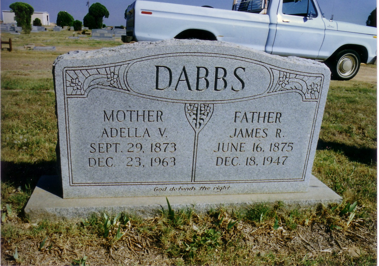 James Robert Dabbs