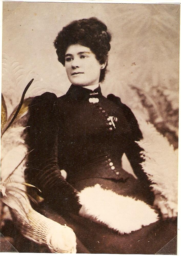 Rebecca Clarendon Talbot