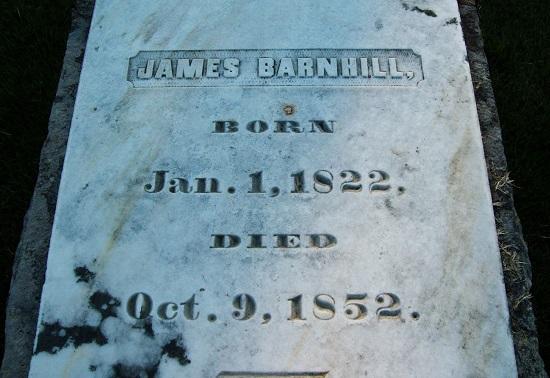 James Monroe Barnhill