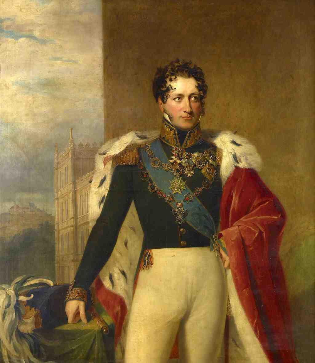 Karl Ludwig Von Salm Grumbach