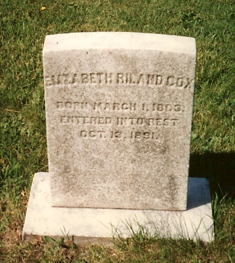 Lillian Elizabeth Ryland