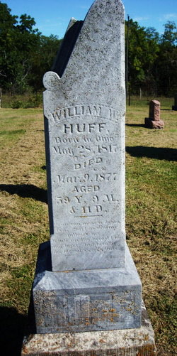 William Wilson Huff