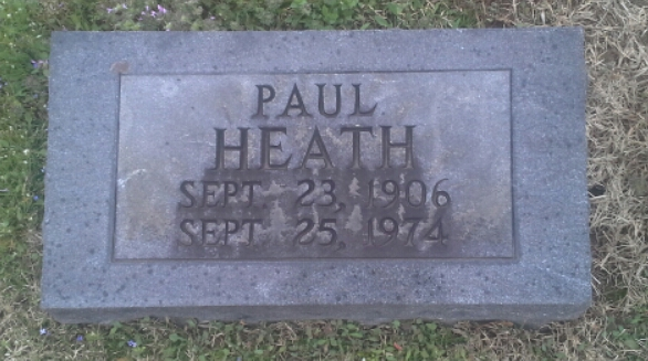 Paul F Heath