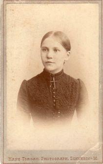 Pauline Hagen