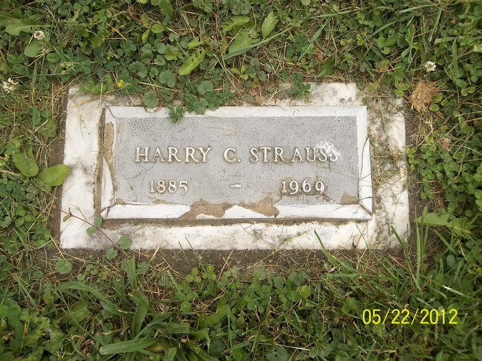Harry C Strauss
