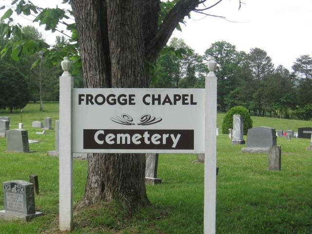 George W Frogge
