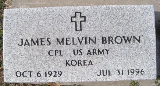 James Melvin Brown
