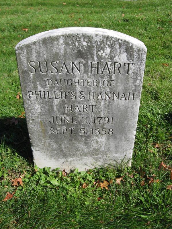 Susan Elizabeth Hart
