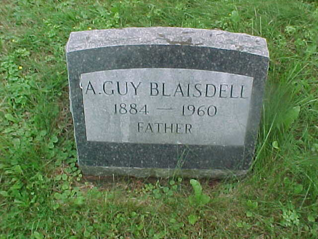 Guy Blaisdell