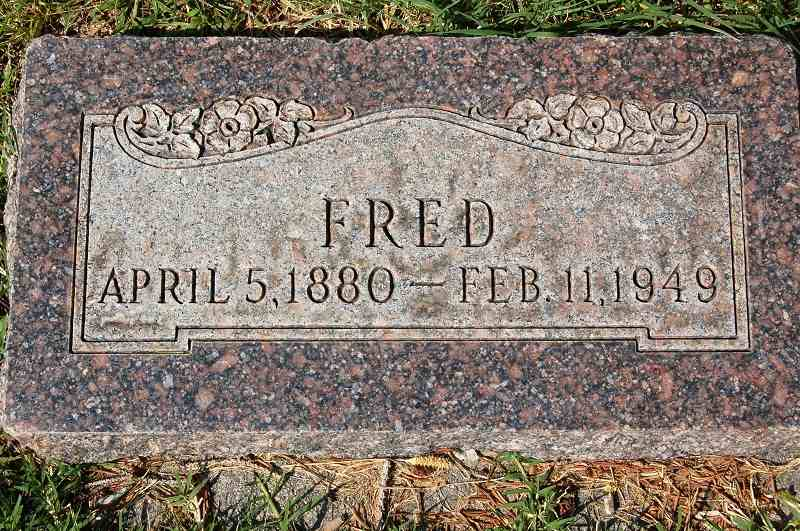 Fred R Fisher