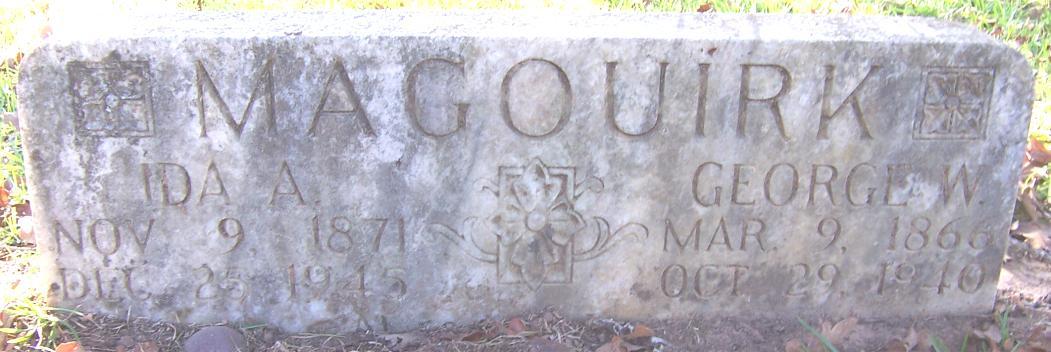 Marion Monroe Magouirk