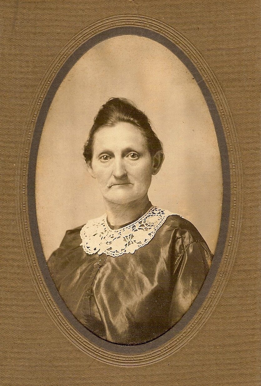 Georgiana Louisa McCain