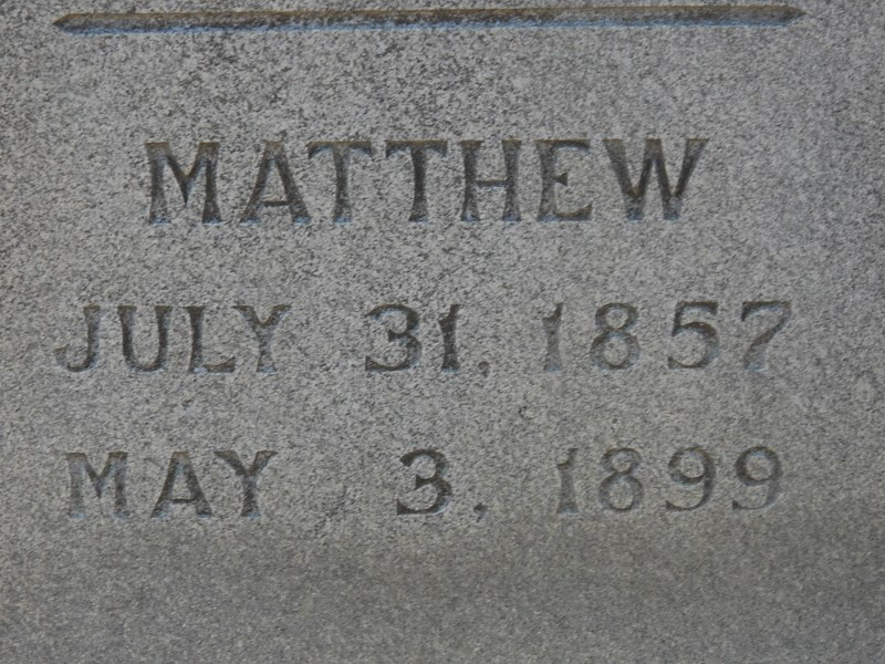 Matthew Scott Lewis