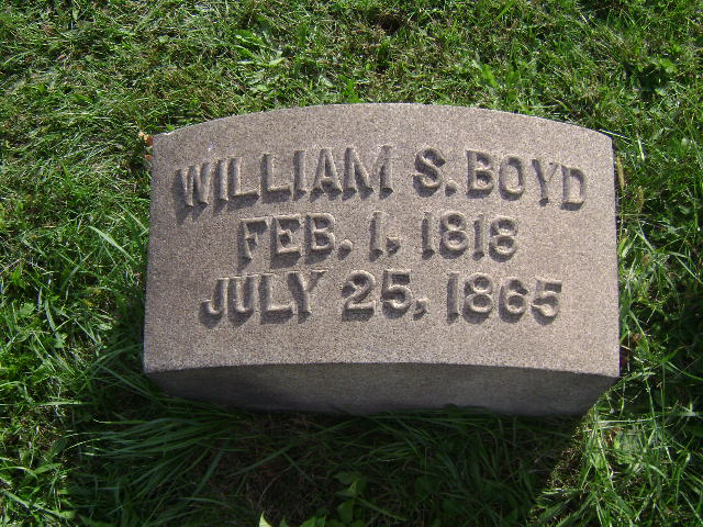 William Spencer Boyd