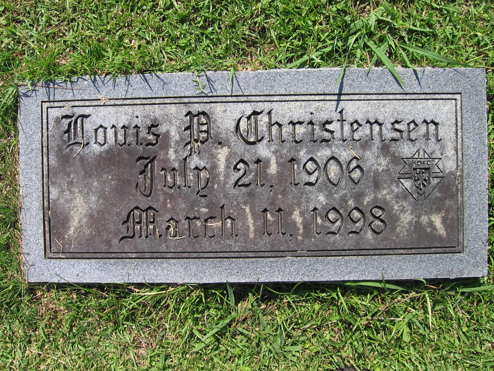 Louis Peter Christensen