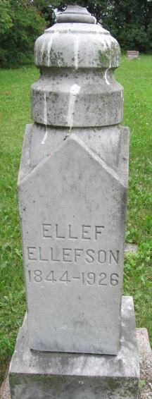 Ellef Ellefson