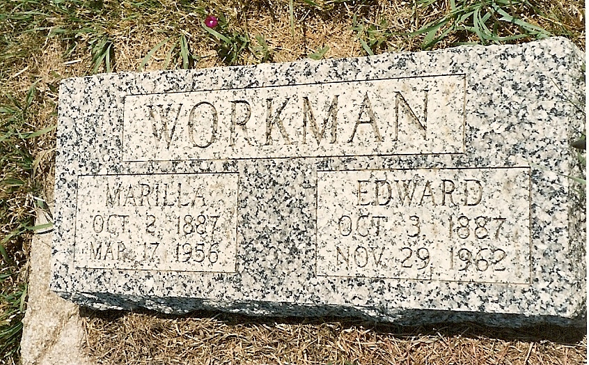 George Edward Workman