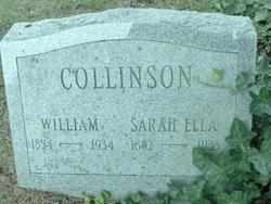 Sarah Elizabeth Collinson