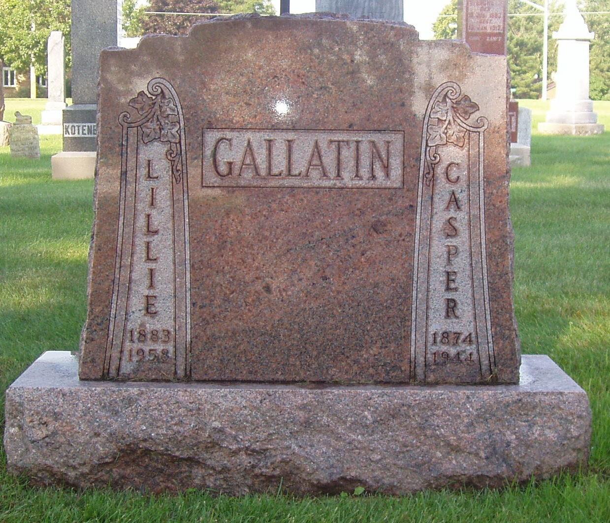 Lillian Gallatin