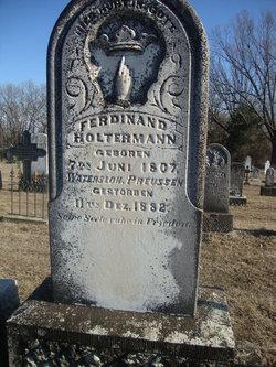 Johann Heinrich Holtermann